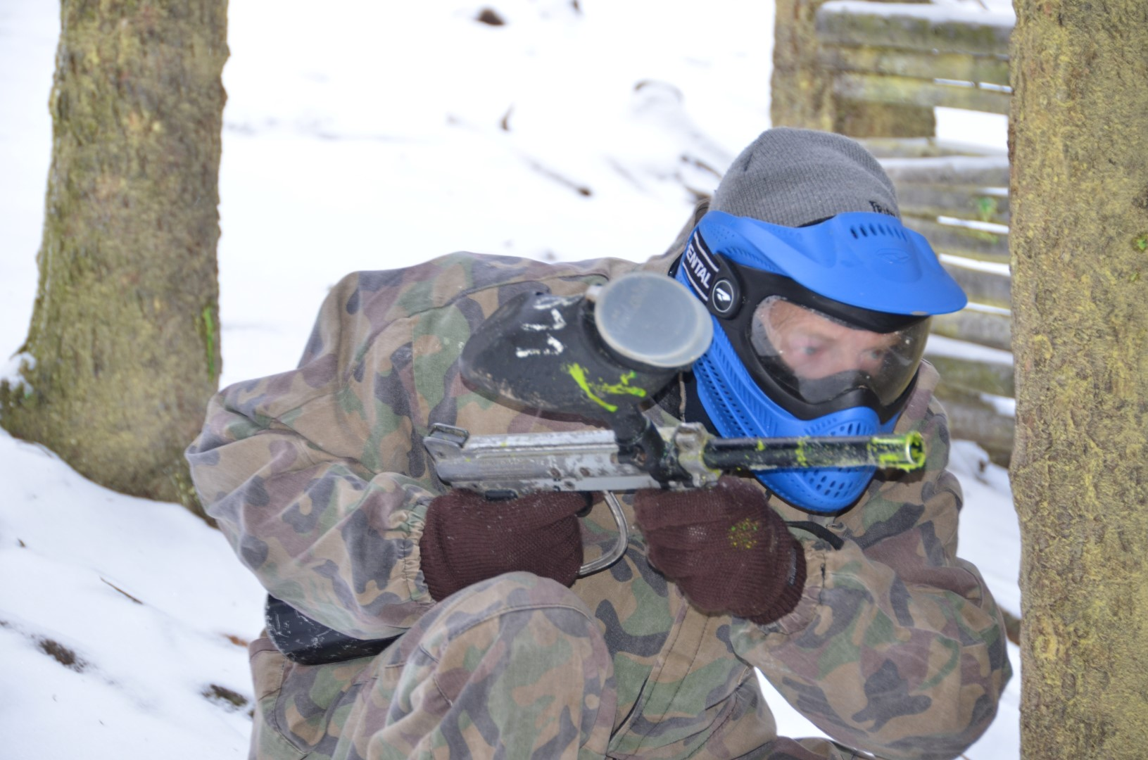 PAINTBALL INDIVIDUAL